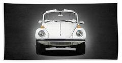 Volkswagen Beetle Hand Towel