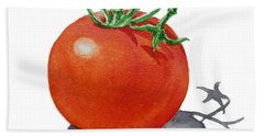 Artz Vitamins Tomato Bath Towel
