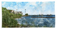 Arundel On The Bay Hand Towel