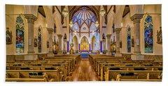 Ascension Catholic Church Hand Towel