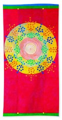 Asia Sun Bath Towel