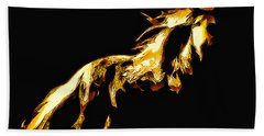 Asian Stallion Bath Towel