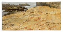 Asilomar State Marine Reserve California Hand Towel