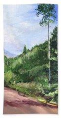 Aspen Heaven Hand Towel