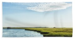 Assateague Island Bath Towel