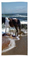 Assateague Pony Hand Towel