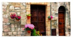 Assisi Doorways Hand Towel