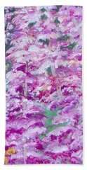 Astilbes Hand Towel