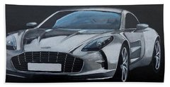 Aston Martin One-77 Bath Towel