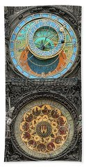 Astronomical Hours Hand Towel
