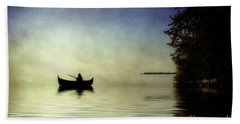 Hand Towel featuring the photograph At Peace by Joel Witmeyer