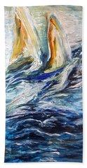 At Sea Hand Towel