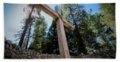 At The Cross Hand Towel