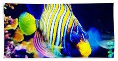 At The Denver Aquarium. #fish #denver Hand Towel