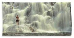 At The Falls Hand Towel