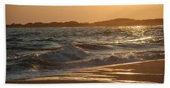 Bath Towel featuring the photograph At The Golden Hour by Richard Bryce and Family