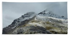 Athabasca Glacier No. 3-1 Bath Towel