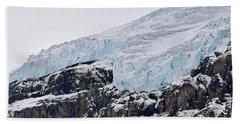 Athabasca Glacier No. 80-1 Hand Towel