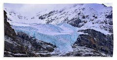 Athabasca Glacier No. 9-1 Bath Towel
