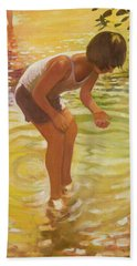 Athena Wading Bath Towel