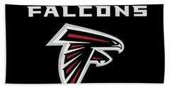 Atlanta Falcons 6 Bath Towel