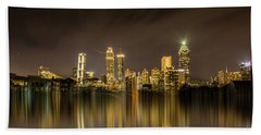 Atlanta Reflection Bath Towel