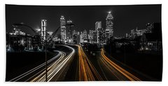 Atlanta Tones Bath Towel