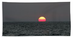 Atlantic Sunrise Bath Towel