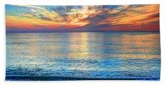 Atlantic Sunrise  Hand Towel