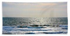 Atlantic Sunrise - Sandbridge Virginia Bath Towel