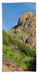 Bath Towel featuring the photograph Atlas Mine by Steve Stuller