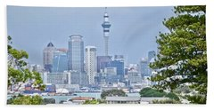 Auckland City C B D Bath Towel