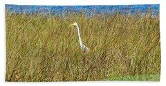 Audubon Park Sighting Bath Towel