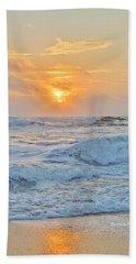 August 28 Sunrise Bath Towel