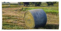August Bale Study No.1 Hand Towel