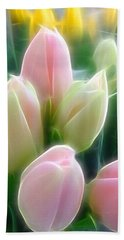 Aura Of Tulip Hand Towel