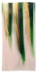 Aurelian Emerald Hand Towel
