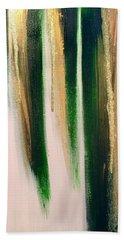 Aurelian Emerald Bath Towel
