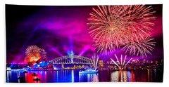Aussie Celebrations Bath Towel