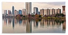 Austin Elongated Hand Towel by Frozen in Time Fine Art Photography