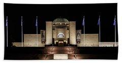 Australian War Memorial Bath Towel