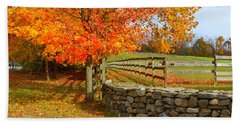 Autumn Afternoon Hand Towel