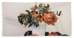 Autumn Arrangement Hand Towel