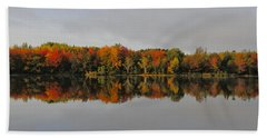 Autumn Beauty - Nova Scotia Landscape Hand Towel