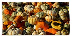 Autumn Colors Hand Towel