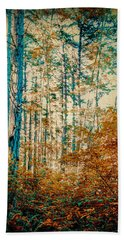 Autumn Colors Hand Towel