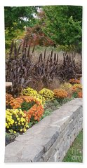 Autumn Display Bath Towel
