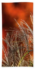 Autumn Fire - 1 Hand Towel