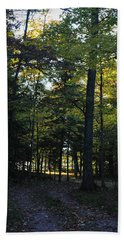 Autumn Glen Hand Towel