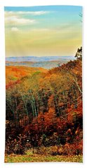 Autumn Glory Hand Towel